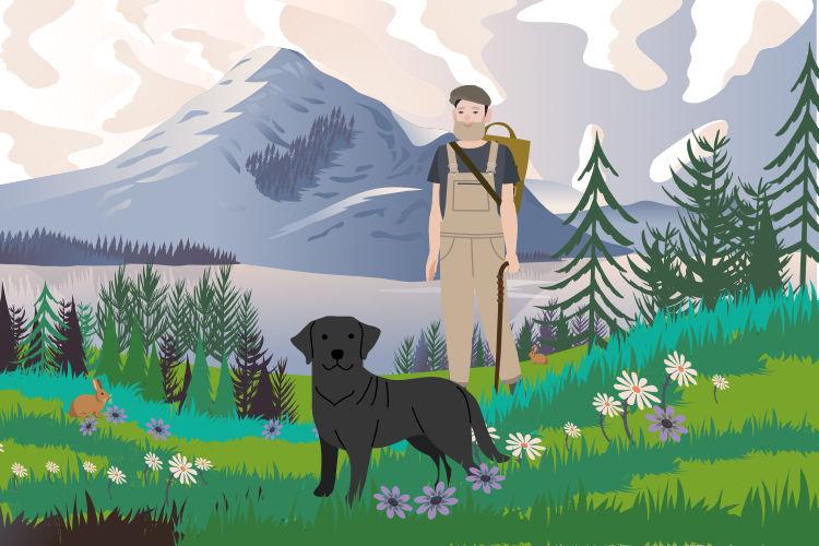 Amon and Amaroq outdoor image